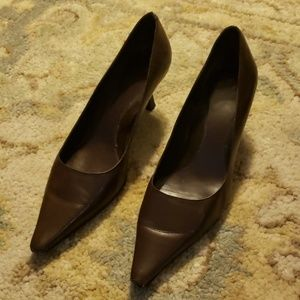 Bandolino Shoes - Brown Heeled Shoes